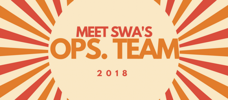 SWA's OPS. TEAM!