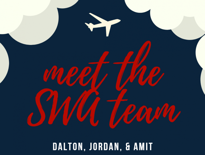 Meet the SWA Team: Dalton, Jordan, & Amit