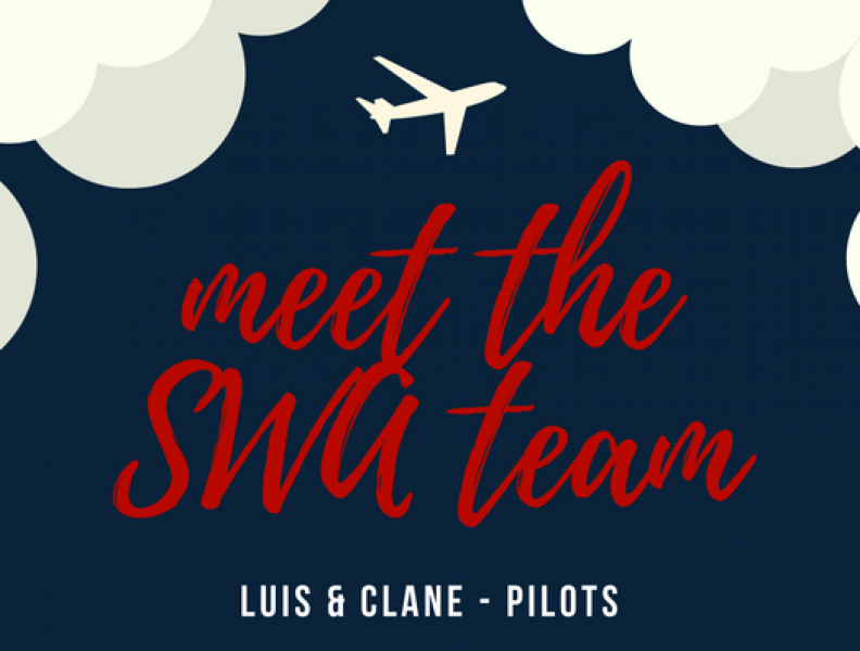 Meet the SWA Team: Luis & Clane